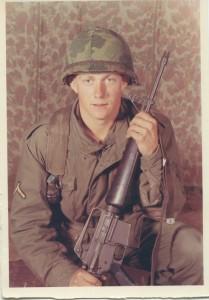 Bill in Army